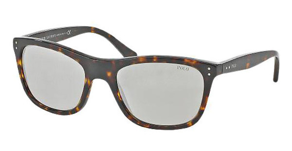 Polo PH4071 50036G GREY MIRROR SILVERDARK HAVANA
