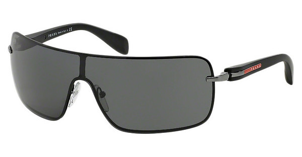 Prada Sport PS 55OS 7AX1A1 BLACK GRAY