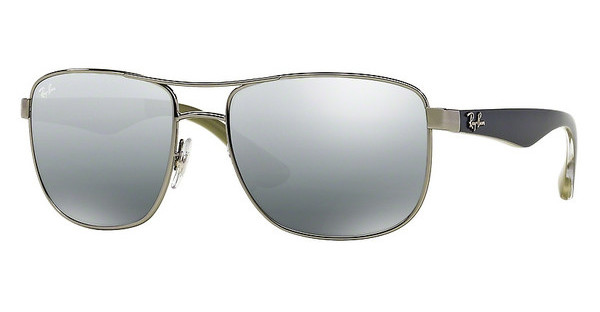 Ray-Ban RB3533 004/88 GREY MIRROR SILVER GRADIENTGUNMETAL