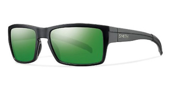 Smith OUTLIER/N DL5/4W GRN PZ SPMTT BLACK (GRN PZ SP)