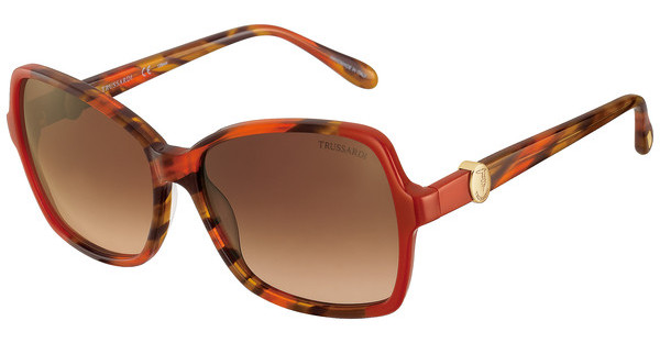 TRUSSARDI TR12857 RE Red