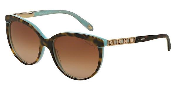 Tiffany TF4097 81343B BROWN GRADIENTHAVANA/BLUE