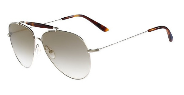 Valentino V120S 727 LIGHT GOLD-GREY GRADIENT FLASH