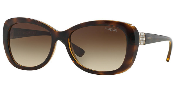 Vogue VO2943SB W65613 BROWN GRADIENTDARK HAVANA