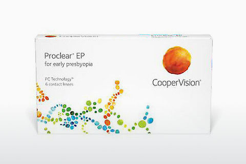 Lenti a contatto Cooper Vision Proclear EP PCLEP3