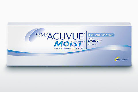 Lenti a contatto Johnson & Johnson 1 DAY ACUVUE MOIST for ASTIGMATISM 1MA-30P-REV