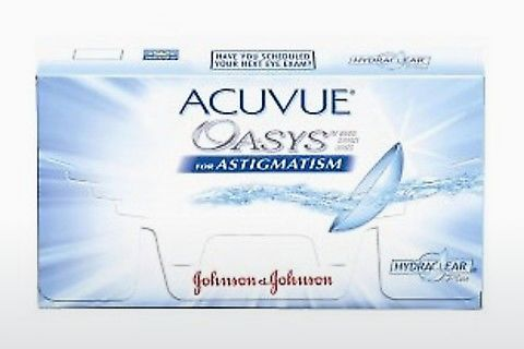Lenti a contatto Johnson & Johnson ACUVUE ADVANCE for ASTIGMATISM (ACUVUE ADVANCE for ASTIGMATISM AGT-6P-REV)