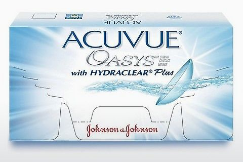 Lenti a contatto Johnson & Johnson ACUVUE OASYS for ASTIGMATISM CYP-12P-REV