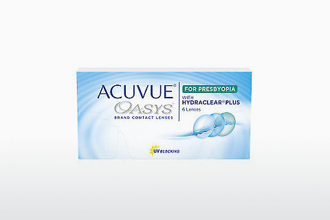 Lenti a contatto Johnson & Johnson ACUVUE OASYS for PRESBYOPIA (ACUVUE OASYS for PRESBYOPIA AL-6P-REV)