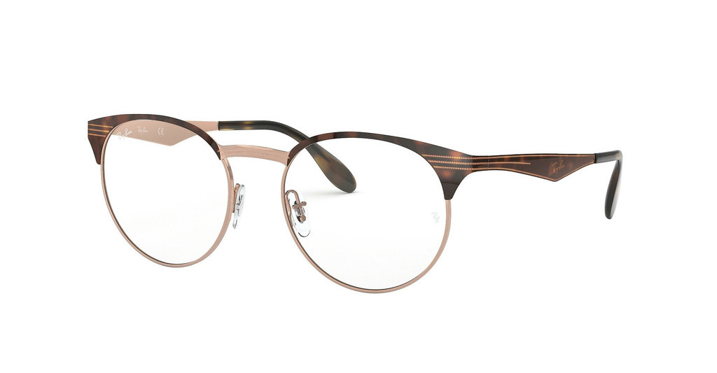 Ray-Ban   RX6406 2971 COPPER ON TOP HAVANA
