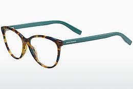 Occhiali design Boss Orange BO 0202 7KQ - Verde, Marrone, Avana