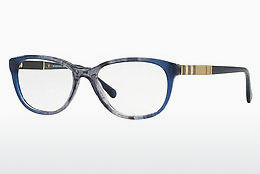 Occhiali design Burberry BE2172 3613 - Blu, Marrone, Avana