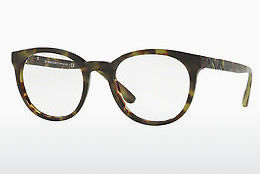 Occhiali design Burberry BE2250 3280 - Verde, Marrone, Avana