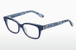 Occhiali design Jimmy Choo JC137 J55 - Blu, Marrone, Avana