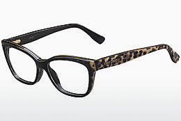 Occhiali design Jimmy Choo JC146 PUE - Leopard, Marrone