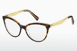 Occhiali design Marc Jacobs MARC 205 086 - Marrone, Avana