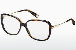 Occhiali design Marc Jacobs MJ 494 8NQ - Oro, Marrone, Avana