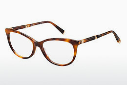 Occhiali design Max Mara MM 1275 0CW - Marrone, Avana