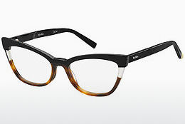 Occhiali design Max Mara MM 1327 WR7 - Nero, Marrone, Avana