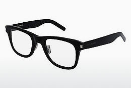 Occhiali design Saint Laurent SL 50 SLIM 001 - Nero