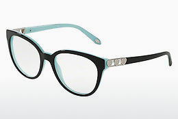 Occhiali design Tiffany TF2145 8055 - Nero, Blu