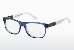 Occhiali design Tommy Hilfiger TH 1282 FMW - Blu