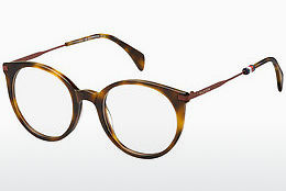 Occhiali design Tommy Hilfiger TH 1475 SX7 - Marrone, Avana