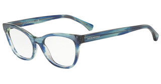 Emporio Armani EA3142 5714 WATERCOLR BLUE