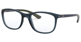 Ray-Ban RX7169 5796 TRANSPARENT BLUE