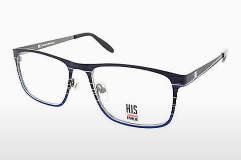 Occhiali design HIS Eyewear HT846 001