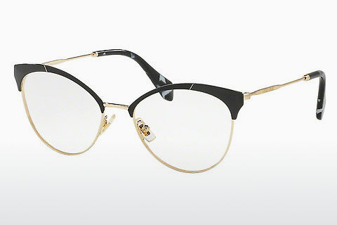 Occhiali design Miu Miu Core Collection (MU 50PV 1AB1O1)