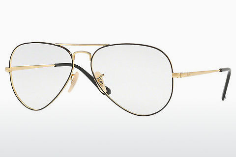 Occhiali design Ray-Ban Aviator (RX6489 2946)