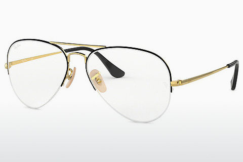 Occhiali design Ray-Ban Aviator Gaze (RX6589 2946)