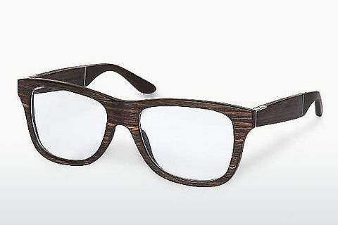 Occhiali design Wood Fellas Prinzregenten (10900 ebony)