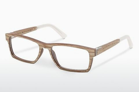 Occhiali design Wood Fellas Maximilian (10901 limba)