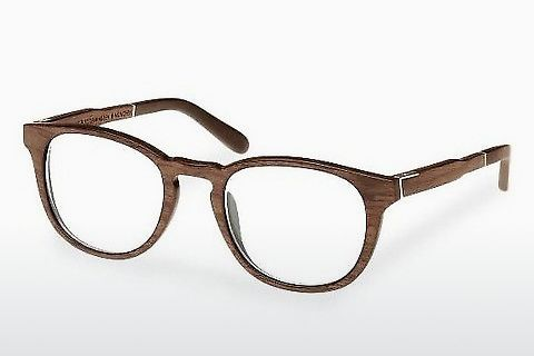 Occhiali design Wood Fellas Bogenhausen (10911 walnut)
