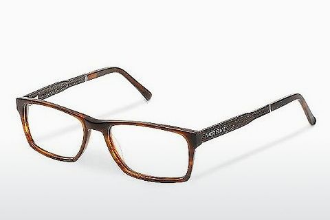 Occhiali design Wood Fellas Maximilian (10928 ebony/havana)