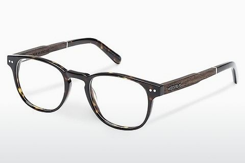 Occhiali design Wood Fellas Sendling (10931 ebony/havana)