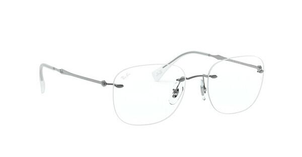 Occhiali da Vista Ray Ban RX 8748 (1000) BHpT2tAZMB