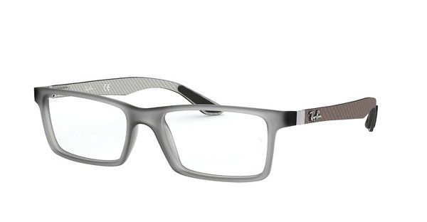 Occhiali da Vista Ray-Ban Tech RX8901 Carbon Fibre 5244
