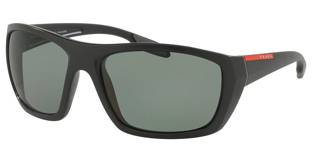 Prada Sport   PS 06SS 1BO5X1 POLAR GREENMATTE BLACK