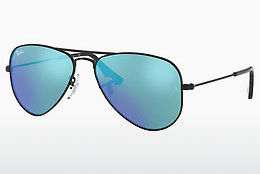 Occhiali da vista Ray-Ban Junior Junior Aviator (RJ9506S 201/55) - Nero