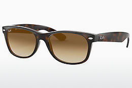 Occhiali da vista Ray-Ban NEW WAYFARER (RB2132 710/51) - Marrone, Avana