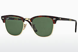 Occhiali da vista Ray-Ban CLUBMASTER FOLDING (RB2176 990) - Marrone, Avana