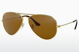 Occhiali da vista Ray-Ban AVIATOR LARGE METAL (RB3025 001/33) - Oro