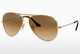 Occhiali da vista Ray-Ban AVIATOR LARGE METAL (RB3025 001/51) - Oro