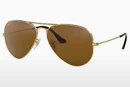 Occhiali da vista Ray-Ban AVIATOR LARGE METAL (RB3025 001/57) - Oro