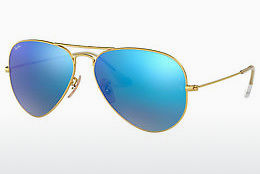 Occhiali da vista Ray-Ban AVIATOR LARGE METAL (RB3025 112/17) - Oro