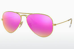 Occhiali da vista Ray-Ban AVIATOR LARGE METAL (RB3025 112/1Q) - Oro