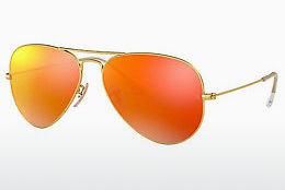 Occhiali da vista Ray-Ban AVIATOR LARGE METAL (RB3025 112/4D) - Oro